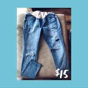 Motherhood Maternity Jeans -Jessica Simpson